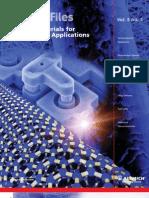 ChemFiles-Nanomaterials for Advanced Applications