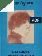 Aguirre, Isidora - Diálogos de Fin de Siglo