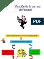 planificación de carrera profesional