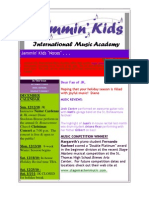 Jammin Kids Notes on Music Lessons
