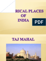PPT on Historic Places of India