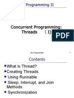 java threads ppt