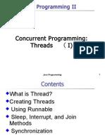 java threads ppt