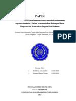 Paper Hidrologi Terapan.doc