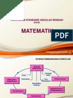 Taklimat KSSR Matematik 1