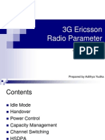 3g Radio Parameter Rev 01