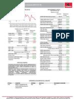 Утренний обзор финансовых рынков (2013-01-18)