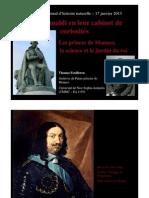 Les princes de Monaco, la science et le Jardin du Roi