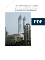 tall buildings in india