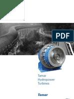 Tamar Hydro Turbines Product Profile