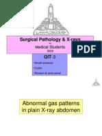 GIT3 - Small, Large Surgical Pathology
