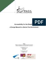 Design Consideration PWD