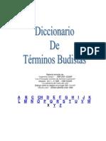 Diccionario de Terminos Budistas