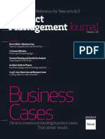 Product Business Case