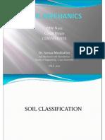 Soil Machanics_Lecture (2)_Soil Classification