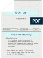 Manufacturing Processes for Engineering
