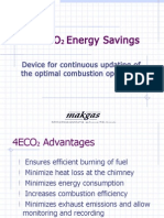Fuel saving device 4ECO2
