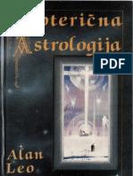 Alan Leo - Ezotericna Astrologija