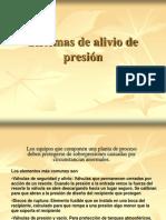 SISTEMAS DE ALIVIO DE PRESION
