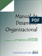 Manual de Desarrollo