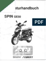 Explorer spin ge 50