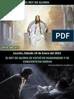 03 | El rey de gloria