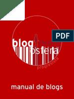 Manual de Blogosfera