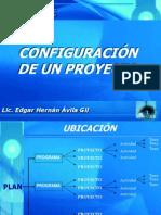 Configuración de un proyecto