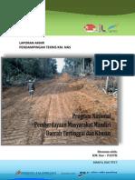 Laporan  Akhir Pelaksanaan Program P2DTK 2006-2012 oleh NMC-P2DTK (Report of Support for Poor and Dissadvantaged Areas Program, 2006-2012)