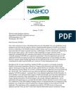 NASHCO Letter to Secretary Sebelius 01/17/2013