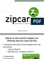 zipcar business model