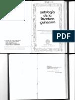 Antología literatura Guinea Ecuatorial_Donato Ngongo (1984)