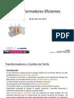 transformadores eficientes