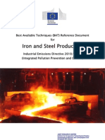 Steel and Iron Production