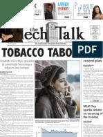 The Tech Talk 1.18.13