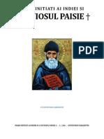 Dyonysios Farasiotis - Marii Initiati Ai Indiei Si Cuviosul Paisie