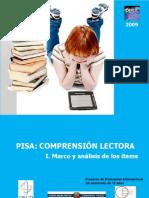 Prueba lectura PISA 2009