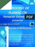Proceso de Planeación