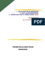 Definition of CCC- Pelan Bangunan (MPKJ)