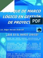 Metodologia Marco Lógico