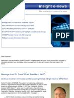 SAFC Hitech Insight Newletter - October 2007