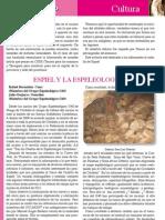 2012-04 Art G40 Espiel y la Espeleología El Barrero
