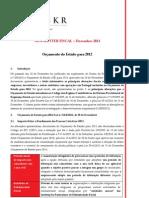 Newsletter Dezembro 2011