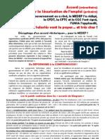 14 01 13 Tract CGT Austerlitz - Accord Securisation Emploi