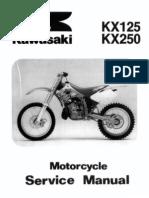 Amazing Kx125 Kx250 94 98 Service Manual Carburetor Throttle Creativecarmelina Interior Chair Design Creativecarmelinacom