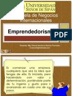 Sesión N°06 Emprendedorismo