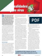 Mitos y realidades de los virus en linux