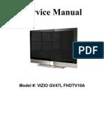 Vizio Gv47l Hdtv