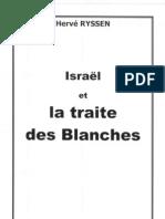 Israël et la traite des Blanches