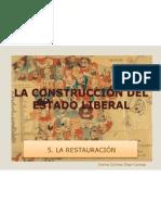 LA RESTAURACIÓN.pptx